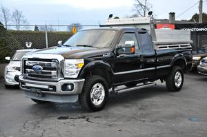 2011 Ford F350 Super Duty XLT 4X4 Super Crew