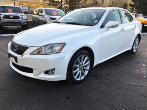 2009 Lexus IS250 AWD