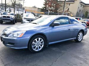 2007 Honda Accord EX-L Coupe