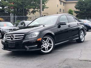 2013 Mercedes-Benz C300 Sport 4Matic