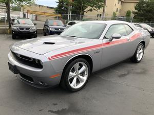 2015 Dodge Challenger RT Plus Classic