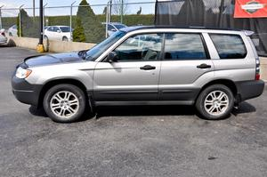 2007 Subaru Forester XS Package