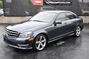 2014 Mercedes-Benz C350 4Matic Sport Package