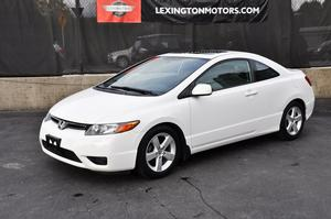 2007 Honda Civic EX Coupe